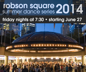 Robson Square 2014